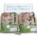 精米 コシヒカリ/ひとめぼれ 特別栽培米 ギフト用セット